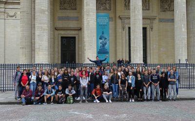 Ekskurzija v Pariz