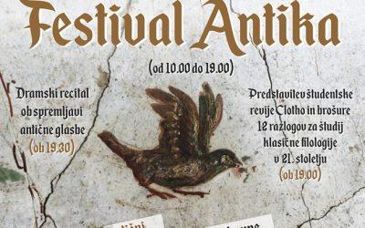 Festival antika